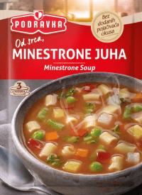 Minestrone juha