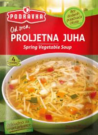 Proljetna juha