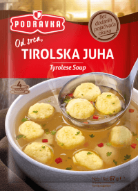Tirolska juha